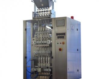 DXDK450多列颗粒背封包装机