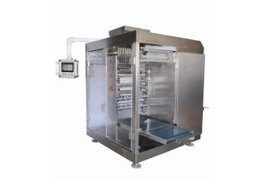 DXDK1080 Servo Driven and Automatic Packaging Machine for Granule